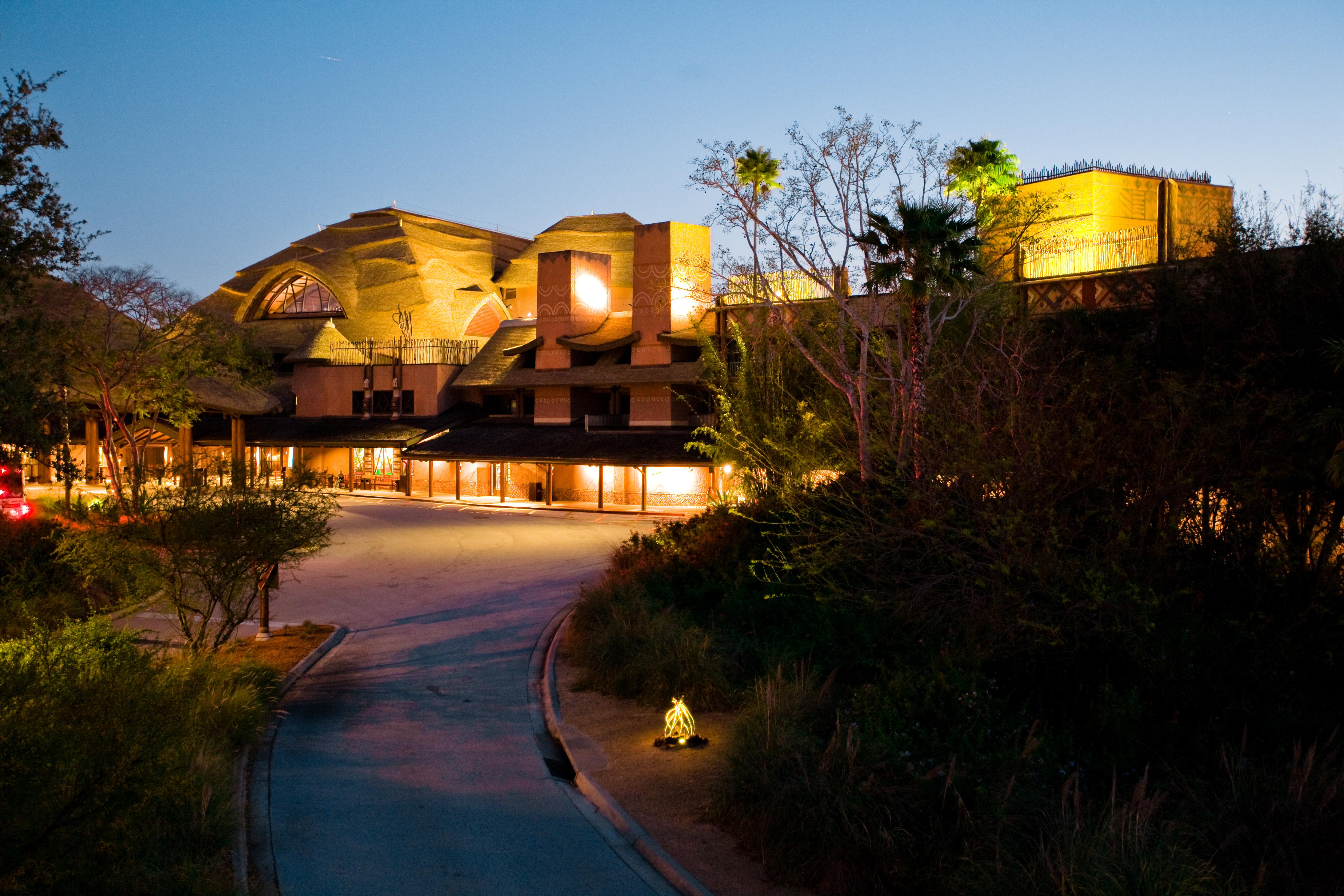disney's animal kingdom lodge and villas