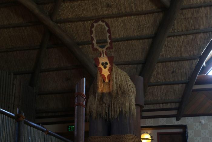 Disney's Animal Kingdom Lodge decor