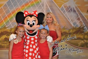 memory maker minnie mouse